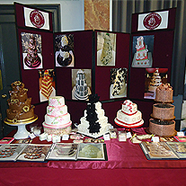 Contemporary Cake Designs - Wedding Fairs